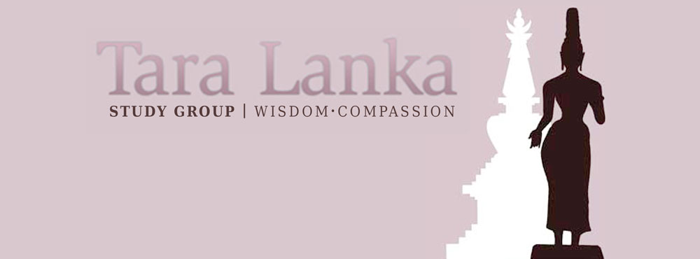 Tara Lanka Study Group header image